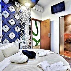 Отель Suite Paradise 3* Номер Делюкс с различными типами кроватей фото 4