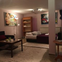 Отель ZeMoon Apartment Сербия, Белград - отзывы, цены и фото номеров - забронировать отель ZeMoon Apartment онлайн интерьер отеля