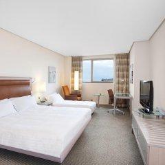 Отель Melia Valencia 4* Стандартный номер с двуспальной кроватью фото 2
