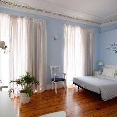 Отель Restauradores Apartments Португалия, Лиссабон - отзывы, цены и фото номеров - забронировать отель Restauradores Apartments онлайн комната для гостей фото 2