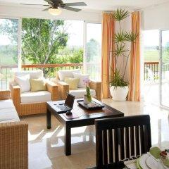 Отель Karibo Punta Cana 4* Улучшенный номер фото 9