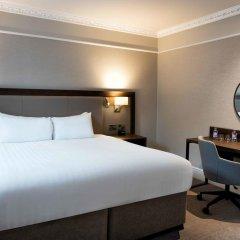 Отель Hilton Edinburgh Carlton 4* Представительский номер с разными типами кроватей