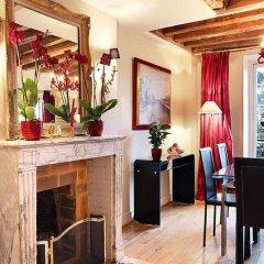 Отель Bourbon Exclusive With View Париж интерьер отеля