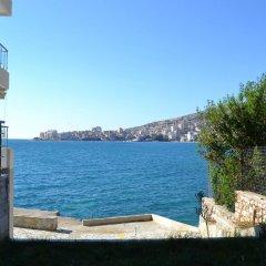Отель Azzurra Apartments Албания, Саранда - отзывы, цены и фото номеров - забронировать отель Azzurra Apartments онлайн приотельная территория