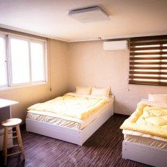 YaKorea Hostel Hongdae Стандартный номер с двуспальной кроватью фото 3