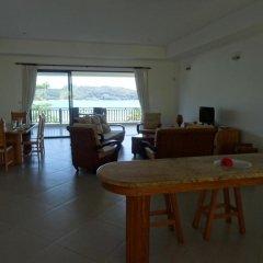 Отель Sailfish Beach Villas питание