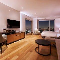 Hotel ENTRA Gangnam 4* Люкс с различными типами кроватей фото 7
