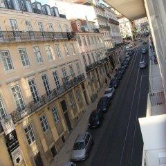 Апартаменты Chiado Apartment Holiday Rental In Lisbon балкон