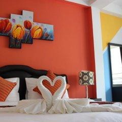 Отель Tulip Inn 3* Стандартный номер разные типы кроватей фото 5