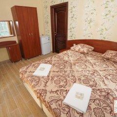 Гостиница Малахит Стандартный номер разные типы кроватей фото 15
