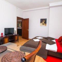 Апартаменты на Садовом Кольце Курская комната для гостей фото 4