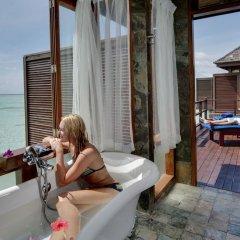 Отель Olhuveli Beach And Spa Resort 4* Вилла с различными типами кроватей фото 4