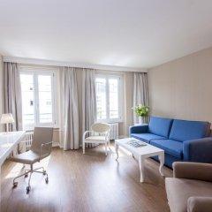 Отель NH Rex 4* Стандартный номер с различными типами кроватей фото 4
