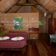 Отель Maravu Taveuni Lodge 2* Стандартный номер с различными типами кроватей фото 3