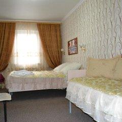 Гостиница Home Семейный номер Комфорт с разными типами кроватей фото 17