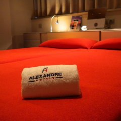 Hotel Fira Congress 4* Улучшенный номер с различными типами кроватей фото 4