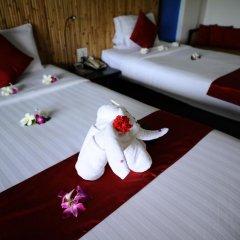 Отель Railay Princess Resort & Spa 3* Улучшенный номер с различными типами кроватей фото 17