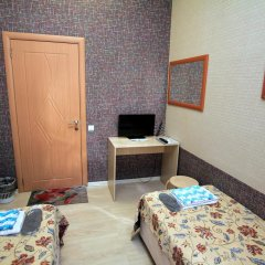 Мини-отель Кубань Восток Стандартный номер с двуспальной кроватью фото 9