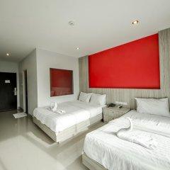 Отель Central Pattaya Garden Resort 2* Стандартный номер с различными типами кроватей фото 12