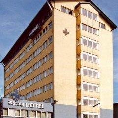 Отель Károly Hotel в Лиллафюреде