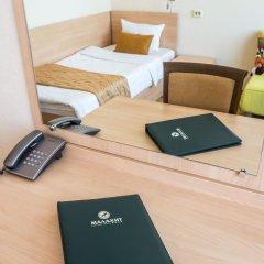 Гостиница Малахит 3* Стандартный номер с 2 отдельными кроватями фото 2