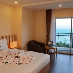 Begonia Nha Trang Hotel комната для гостей фото 5