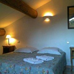Отель Le Mas de la Treille Bed & Breakfast 3* Стандартный номер с различными типами кроватей фото 2