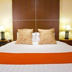 King Park Avenue Hotel 4* Номер Делюкс с различными типами кроватей фото 2