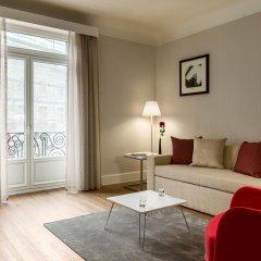 Отель NH Collection Brussels Centre 4* Люкс с разными типами кроватей