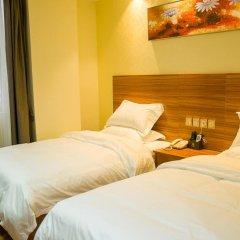 Huaming Hotel International Conference Center 2* Номер Делюкс с двуспальной кроватью фото 4
