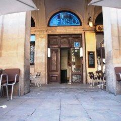 Отель Pension Villanueva гостиничный бар
