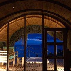 Seaview Faralya Butik Hotel Номер Делюкс с различными типами кроватей фото 16