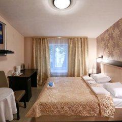 Magna Hotel 3* Люкс с различными типами кроватей фото 2