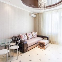 Апартаменты Arkadia Pearl Apartment комната для гостей