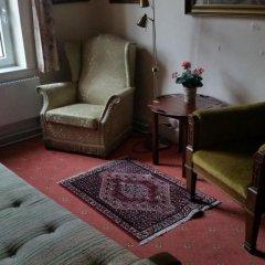 Hotel Postgaarden 3* Улучшенный номер с двуспальной кроватью фото 8