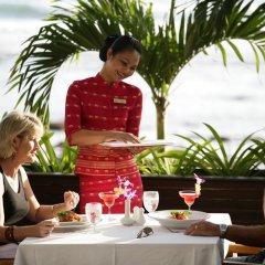 Отель Sunset Beach Resort питание фото 3