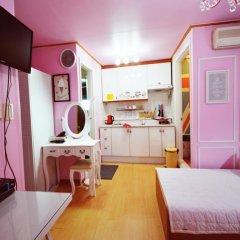 Отель Han River Guesthouse 2* Стандартный номер с различными типами кроватей фото 5