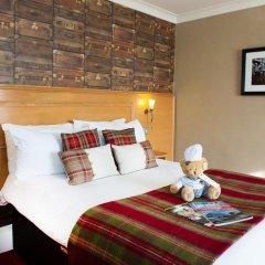 Отель Hallmark Inn Manchester South 3* Улучшенный номер с различными типами кроватей фото 6