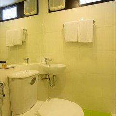 SF Biz Hotel 3* Улучшенный номер с различными типами кроватей фото 4