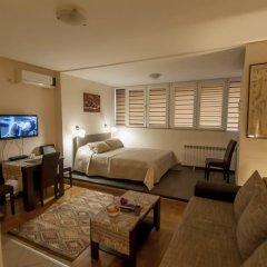 Апартаменты Mige Apartment Студия с различными типами кроватей фото 9