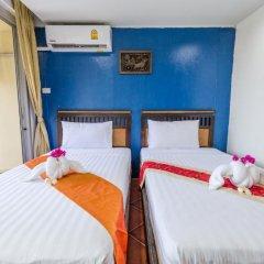 Отель Le Tong Beach 2* Стандартный семейный номер с двуспальной кроватью фото 8