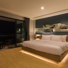 Отель AVA Sea Resort 4* Номер Делюкс с различными типами кроватей фото 6