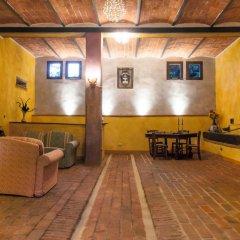 Отель Agriturismo I Poggi Gialli Синалунга детские мероприятия фото 2