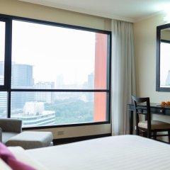 Отель Bandara Suites Silom Bangkok комната для гостей фото 5