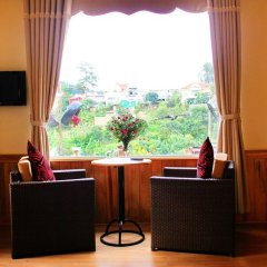 Отель Hobbit Village Da Lat Далат комната для гостей фото 3