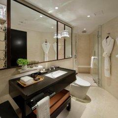 Shangri-La Hotel Singapore 5* Номер Делюкс с различными типами кроватей фото 4