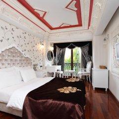 DeLuxe Golden Horn Sultanahmet Hotel 4* Улучшенный номер с различными типами кроватей фото 3