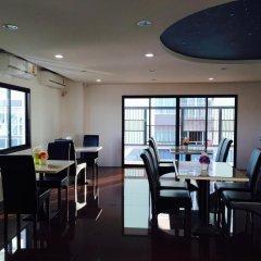 Апартаменты Modernbright Service Apartment Бангламунг питание