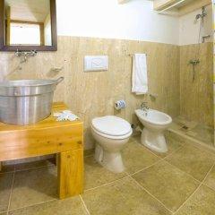 Отель Residence Contrada Schite Пресичче ванная