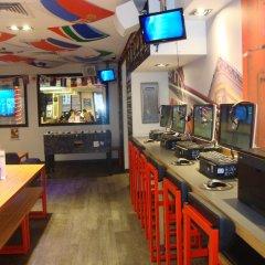 Отель YHA London Central Великобритания, Лондон - отзывы, цены и фото номеров - забронировать отель YHA London Central онлайн гостиничный бар фото 5